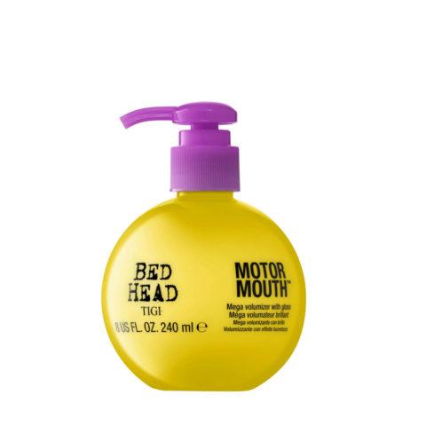 Tigi Bed Head Motor Mouth 240ml - plumping cream with bright finish