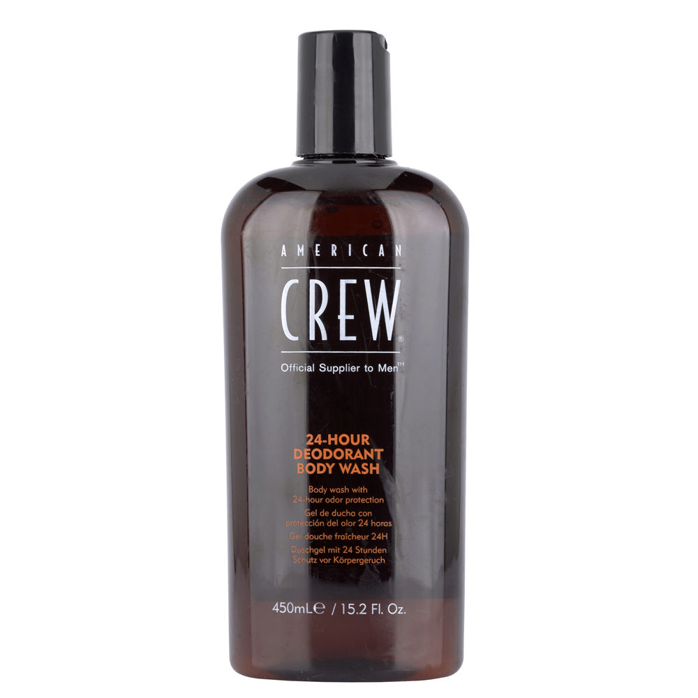 American Crew 24 hour deodorant Body wash 450ml - gel douche