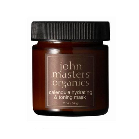John Masters Organics Calendula Hydrating & Toning Mask 57gr