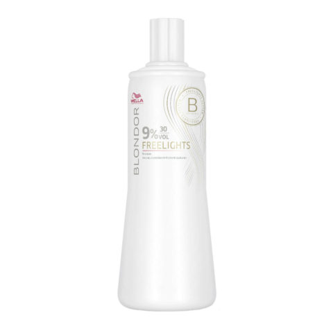 Wella Blondor Freelights Developer 9% 30 vol. 1000ml