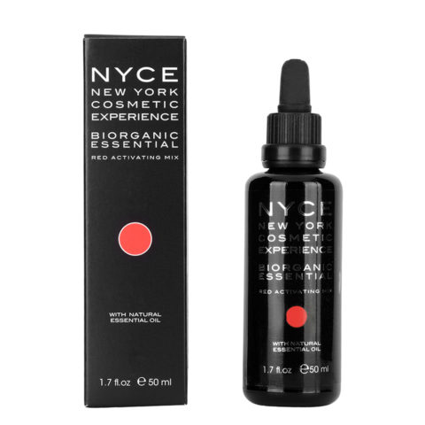 Nyce Biorganic essential Red activating mix 50ml - Energizing essential oil
