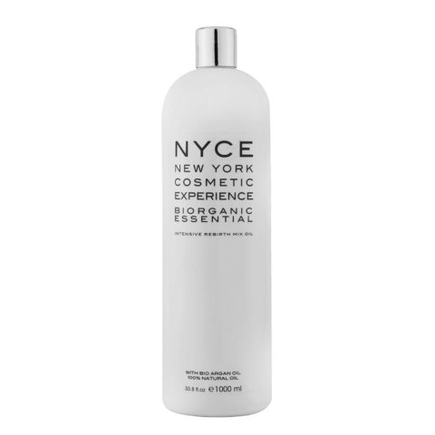 Nyce Biorganic essential Intensive Rebirth Mix Oil 1000ml - Intensive treatment for damaged hair