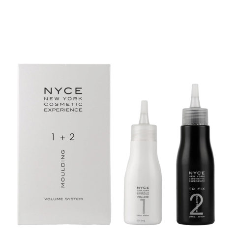 Nyce 1 2 Moulding Volume system Volume 50ml Fix 100ml - Volumizing therapy