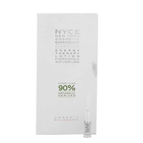 Nyce Nycecare Energy therapy Lotion 11x6ml - Anti-hair loss treatment
