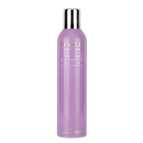 Nyce Styling Luxury tools Finishing Soft hairspray 400ml - light hold