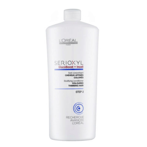 L'Oreal Serioxyl Bodifying conditioner coloured hair 1000ml