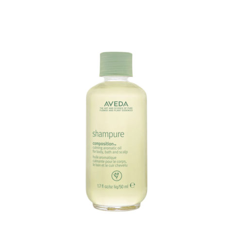 Aveda Bodycare Shampure composition™ 50ml - hydrating oil body & scalp