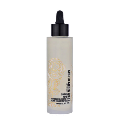 Shu Uemura Master Serum Shimmer master 100ml - professional serum for colored hair