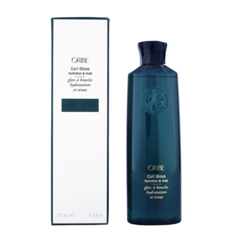 Oribe Styling Hydration & Hold Curl Gloss 175ml - light gel for curls