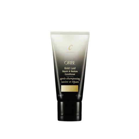 Oribe Gold Lust Repair & Restore Conditioner Travel size 50ml