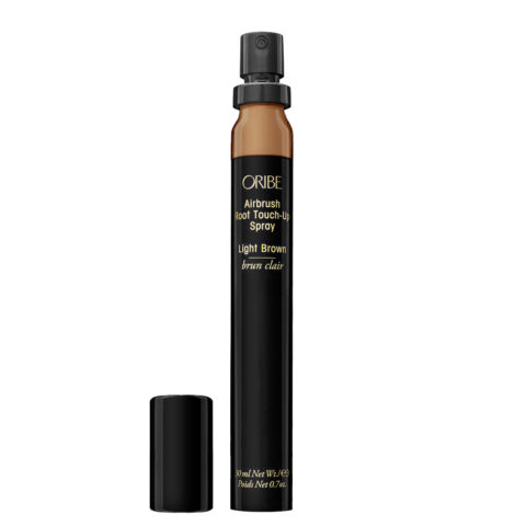 Oribe Styling Airbrush Root Touch-Up Spray Light Brown 30ml - light brown roots corrector