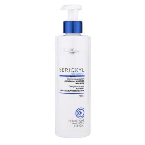 L'Oreal Serioxyl Clarifying shampoo natural hair 250ml