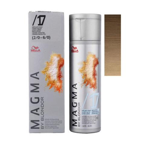 /17 Cool ash Wella Magma 120gr
