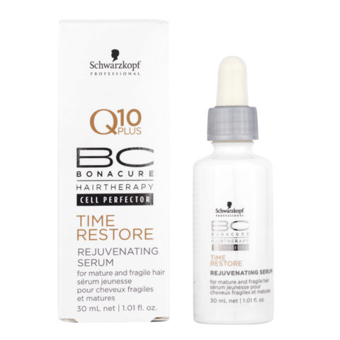 Schwarzkopf BC Bonacure Time Restore Rejuvenating Serum 30ml - multibenefit