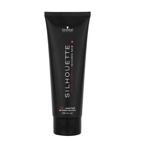 Schwarzkopf Silhouette Tenuta Super Hold Gel 250ml