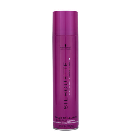 Schwarzkopf Silhouette Color Brilliance Super Hold Hairspray 300ml