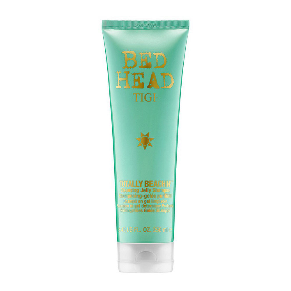 Tigi Bed Head Totally Beachin' 250ml - cleansing jelly shampoo