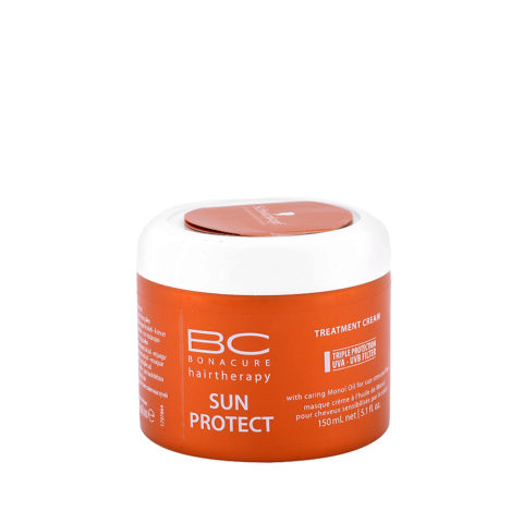 Schwarzkopf BC Bonacure Sun Protect Treatment Cream 150ml - Solaire repair mask