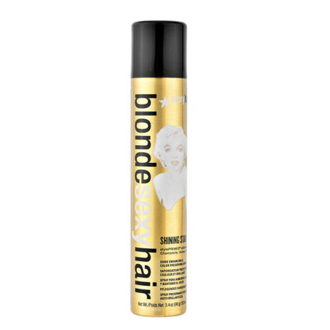 Blonde Sexy Hair Shining Star Color Preserving Spray 125ml