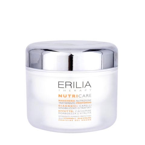 Erilia Nutri care Maschera nutrizione trattamento profondo 200ml - hydrating mask
