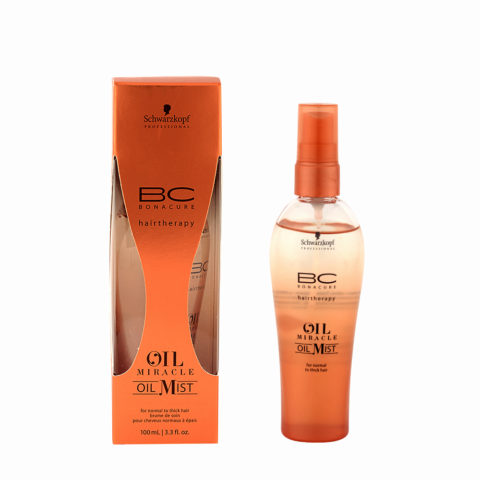 Schwarzkopf Professional BC Oil miracle Oil mist Normal to thick hair 100ml - Multifunctional oil