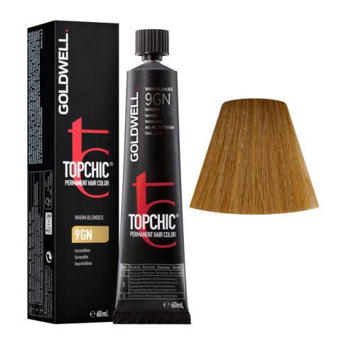 9GN Turmaline Goldwell Topchic Warm blondes tb 60ml
