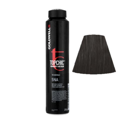 5NA Light natural ash brown Goldwell Topchic Naturals can 250gr