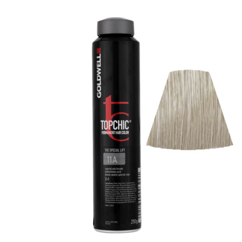 11A Special ash blonde Goldwell Topchic Special lift can 250gr