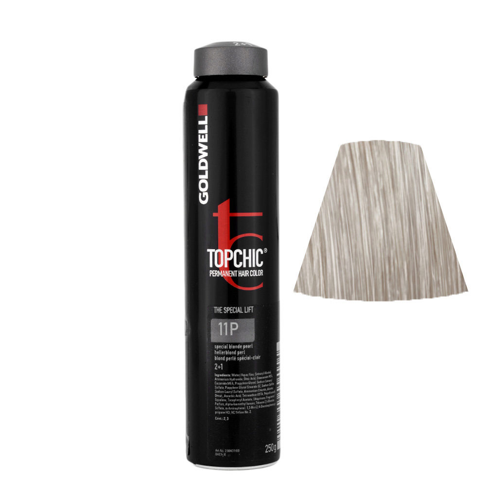11P Special blonde pearl Goldwell Topchic Special lift can 250gr