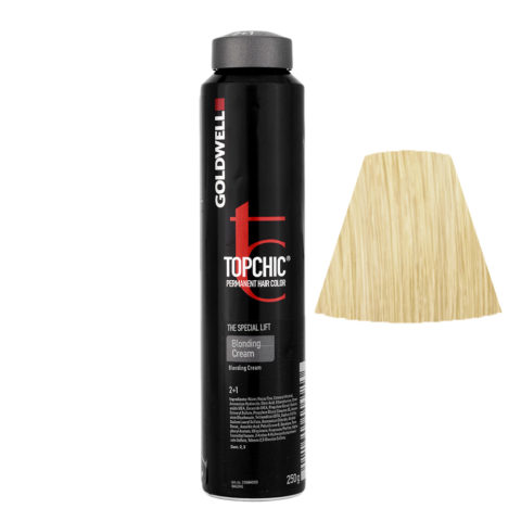 BLOCR Blonde cream Goldwell Topchic Special lift can 250gr