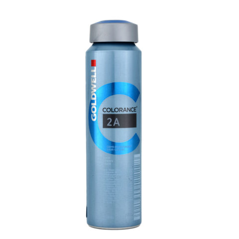 2A Blue black Goldwell Colorance Cool browns can 120ml