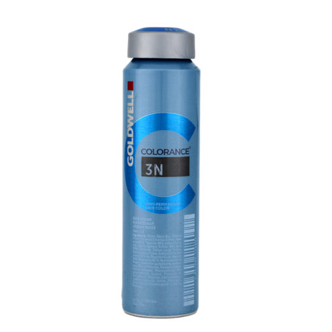 3N Dark brown Goldwell Colorance Naturals can 120ml