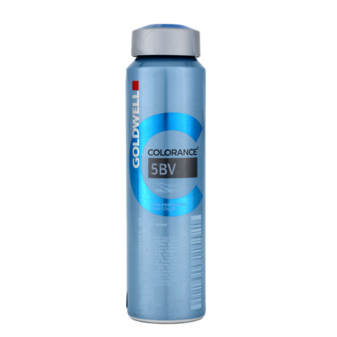 5BV Reallusion sparkling brown Goldwell Colorance Cool browns can 120ml