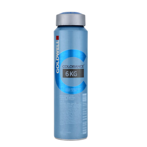 6KG Dark copper gold Goldwell Colorance Warm reds can 120ml
