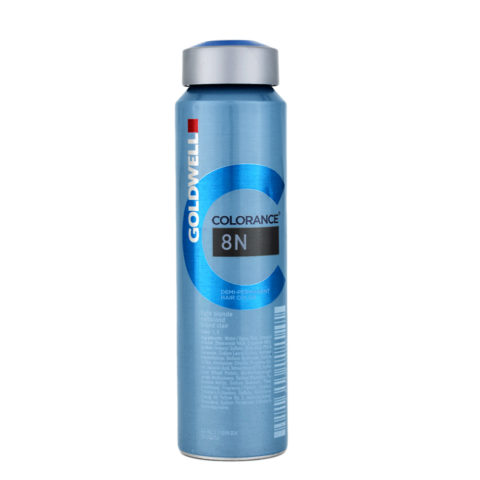 8N Light blonde Goldwell Colorance Naturals can 120ml