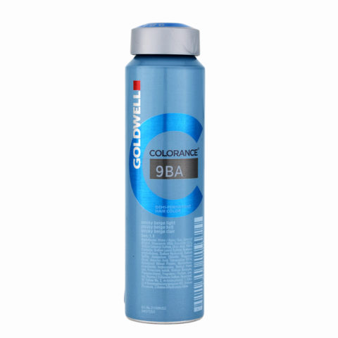 9BA Smoky beige light Goldwell Colorance Cool blondes can 120ml