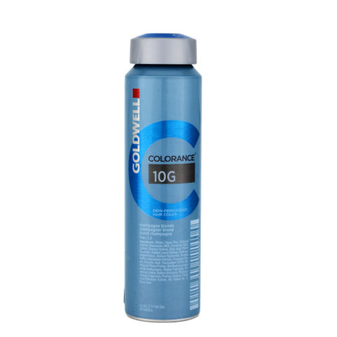 10G Champagne blonde Goldwell Colorance Warm blondes can 120ml