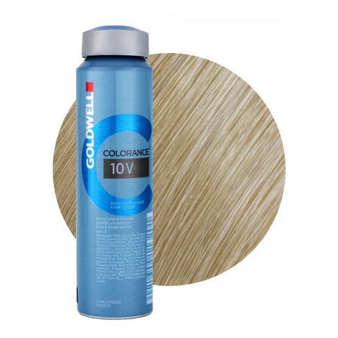 10V Pastel violet blonde Goldwell Colorance Cool blondes can 120ml