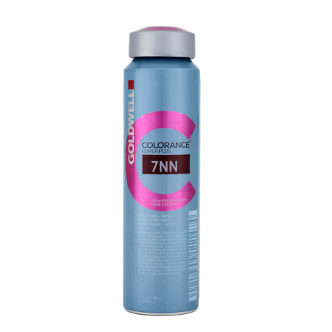 7NN Mid blonde extra Goldwell Colorance Cover plus Naturals can 120ml