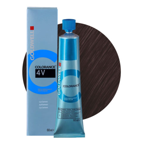 4V Cyclamen Goldwell Colorance Cool reds tb 60ml