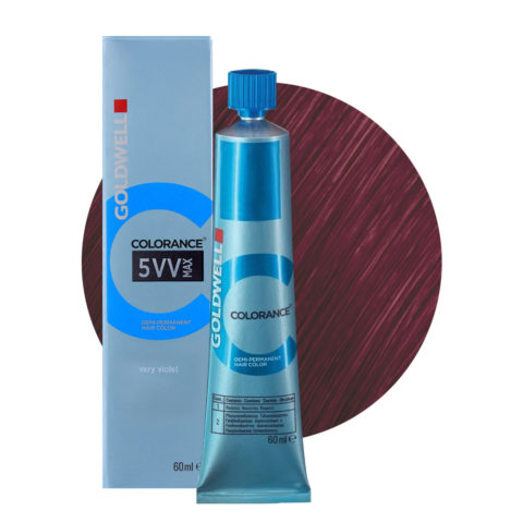 5VV MAX Very violet Goldwell Colorance Cool reds tb 60ml