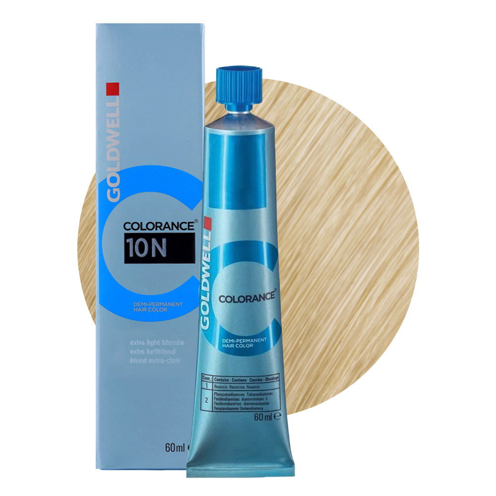 10N Extra light blonde Goldwell Colorance Naturals tb 60ml