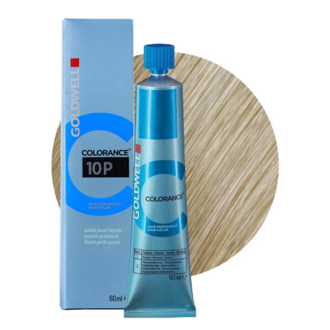 10P Pastel pearl blonde Goldwell Colorance Cool blondes tb 60ml
