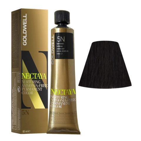 5N Light brown Goldwell Nectaya Naturals tb 60ml