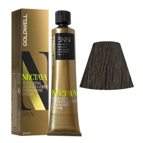5NN Light brown extra Goldwell Nectaya Naturals tb 60ml