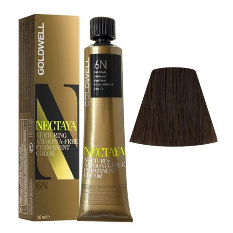 6N Dark blonde Goldwell Nectaya Naturals tb 60ml