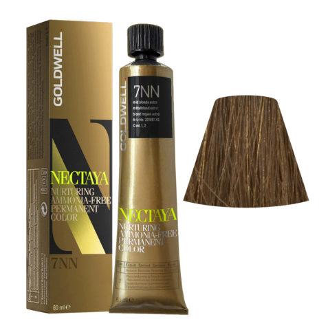 7NN Mid blonde extra Goldwell Nectaya Naturals tb 60ml