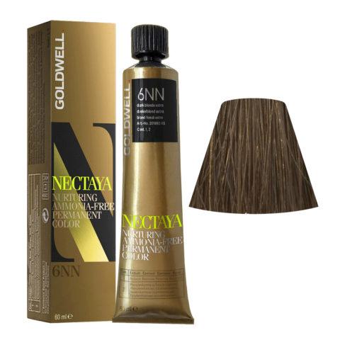 6NN Dark blonde extra Goldwell Nectaya Naturals tb 60ml