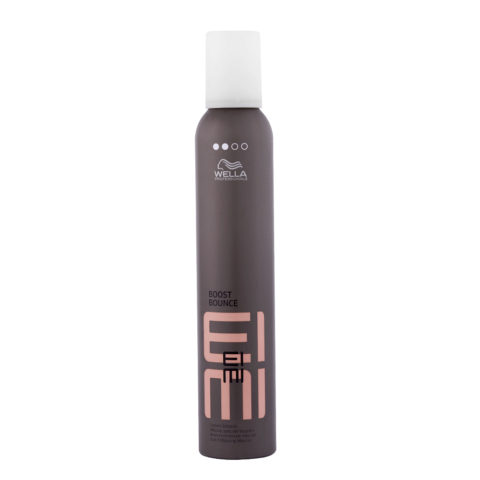 Wella EIMI Volume Boost bounce Mousse 300ml - curl enhancing mousse