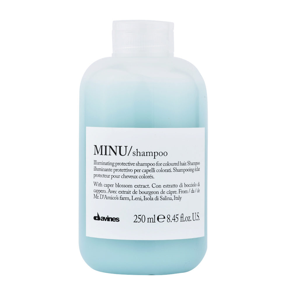 Davines Essential hair care Minu Shampoo 250ml - Illuminating shampoo